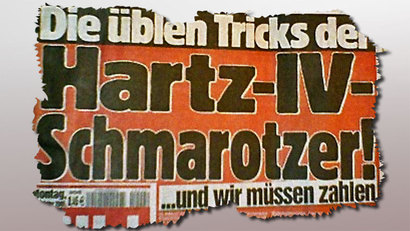 Forum Hartz 4 Schmarotzer